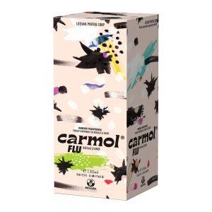 Carmol Flu raceala si gripa 150 ml ( roz )