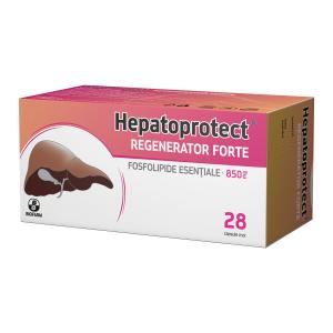Hepatoprotect Regenerator Forte 28 capsule