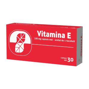 Vitamina E x 30 capsule moi